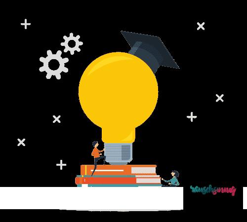 Ideen entwickeln - rauschsinnig