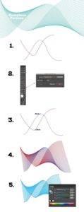 Angleichenwerkzeug in Adobe Illustrator