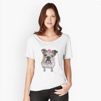 T-Shirt-Prinzessing-rauschsinnig