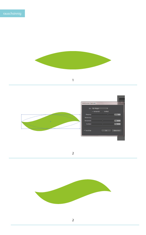 Welle zeichnen