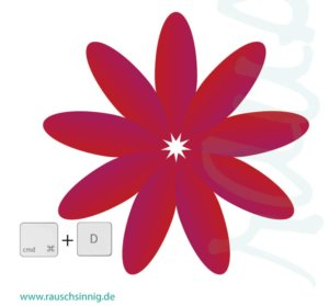 Blume-in-Adobe-Illustrator-zeichnen-4