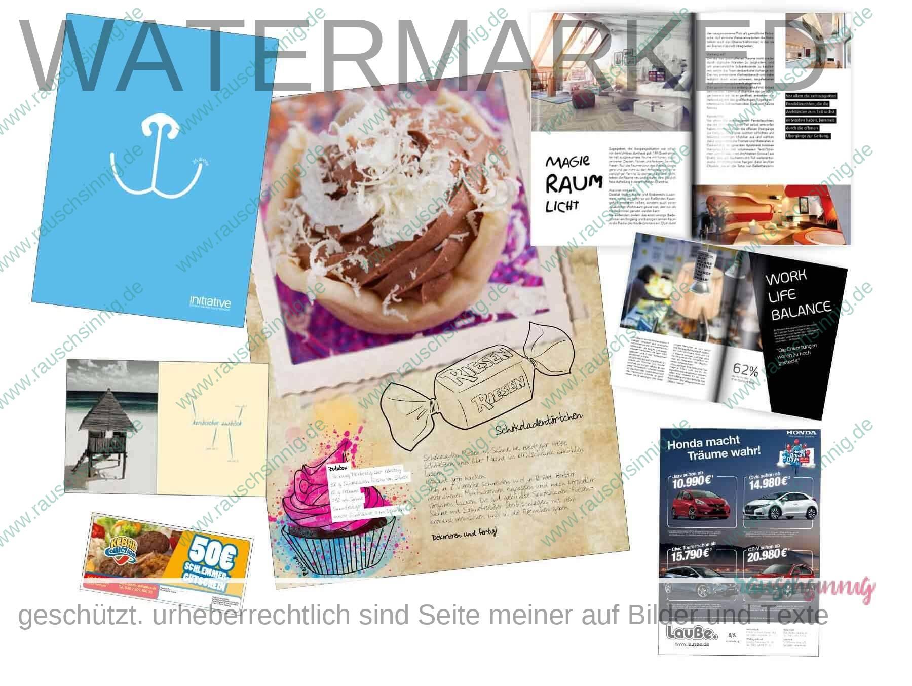 Design für Präsentation und Print