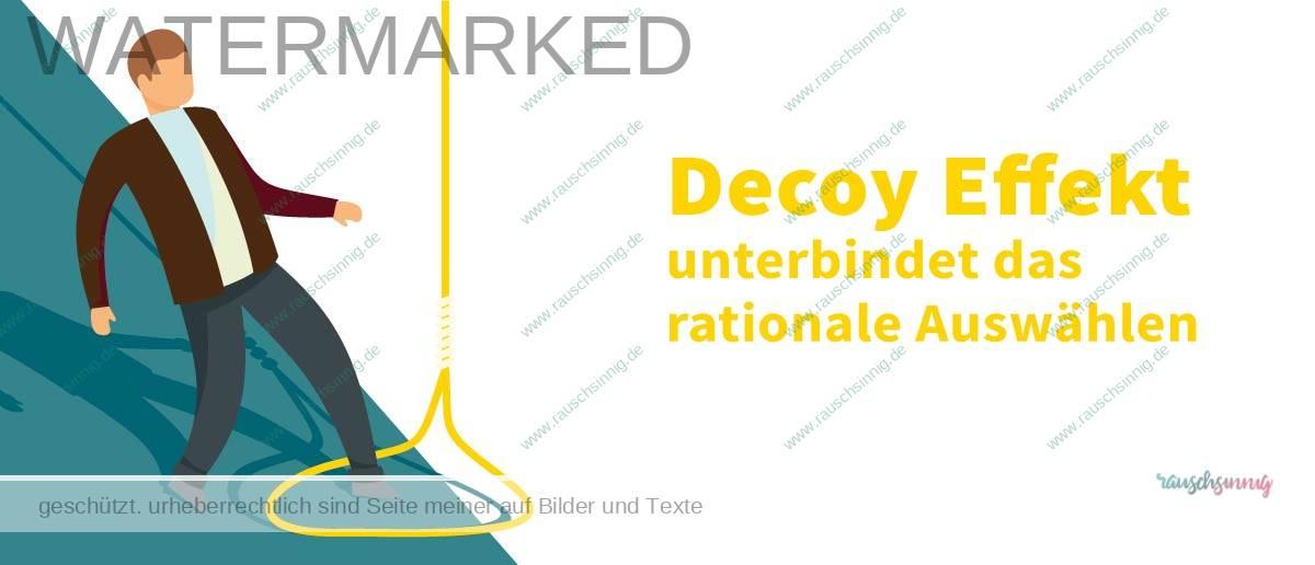Decoy-Effekt-wie-es-funktioniert